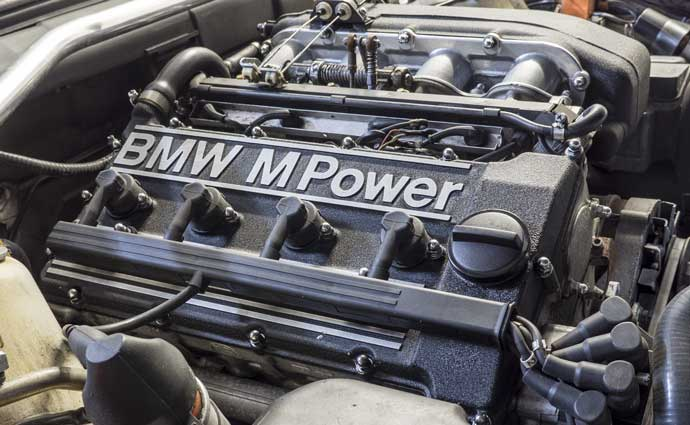 BMW Auto Repair Shop S14 E30 M3
